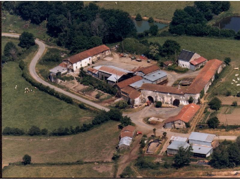 Le château de Pugny en 1979