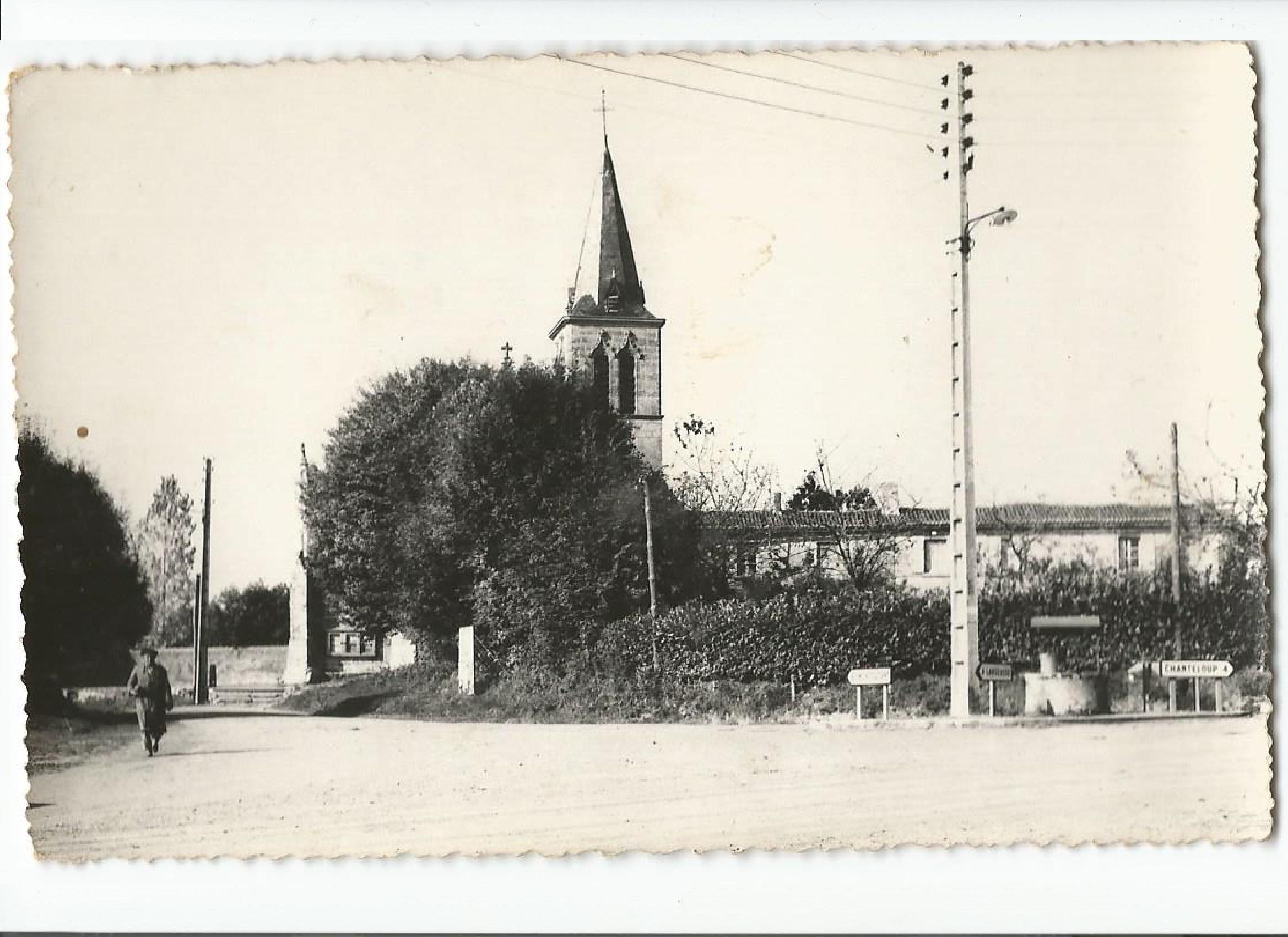 église de Pugny