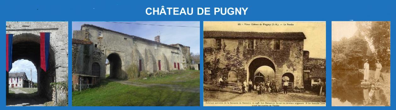 Bienvenue au Château de Pugny