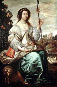 Julie Luciana d'Angennes