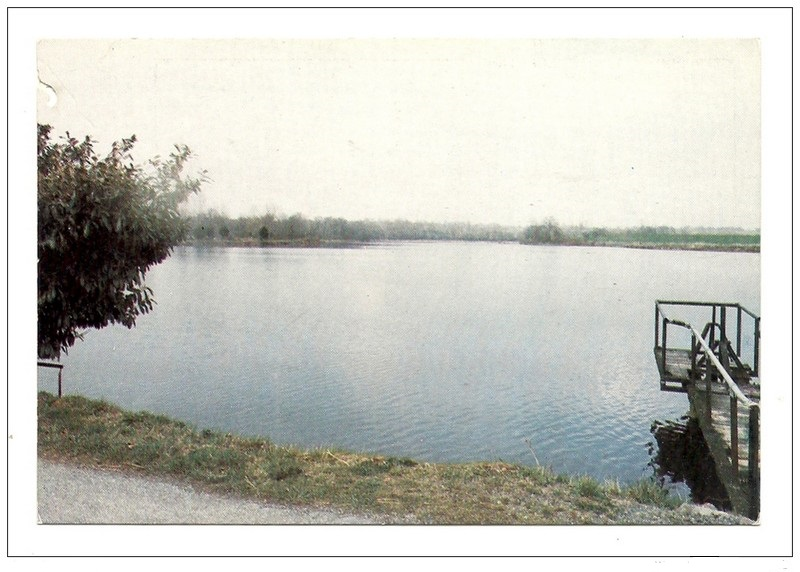 PUGNY - étang de Courberive