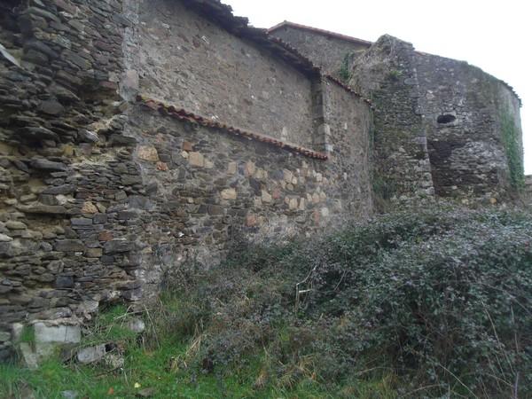 Partie Est de la muraille Sud